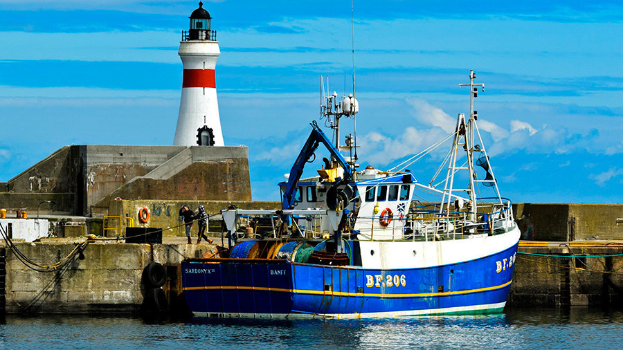 EU plans to keep Britain locked into fish quotas for years after Brexit
