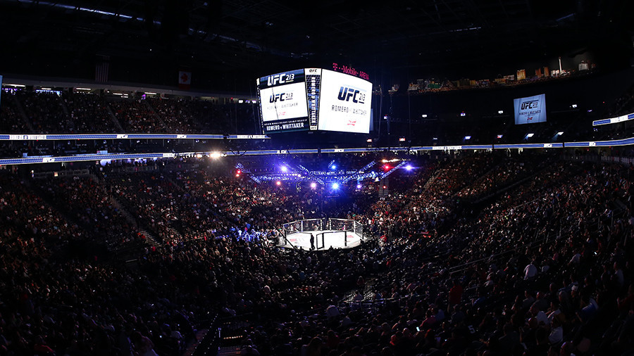 First-ever UFC show in Russia booked for September in Moscow