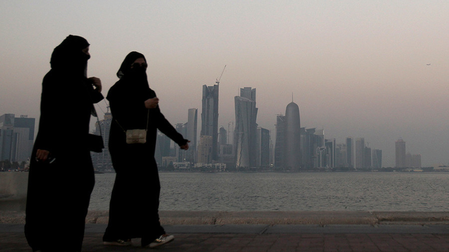 Qatar's foreign minister says Gulf crisis is all over a woman