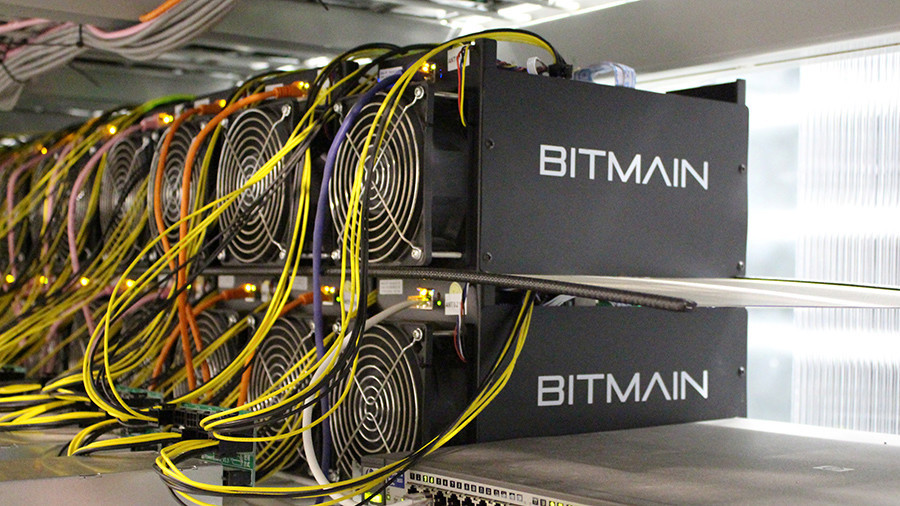 Chinese bitcoin miners consider setting up in energy-rich Canada