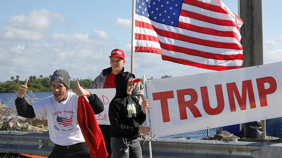 Trump supporters give media 21% approval rating, worst for party in power in the world - survey