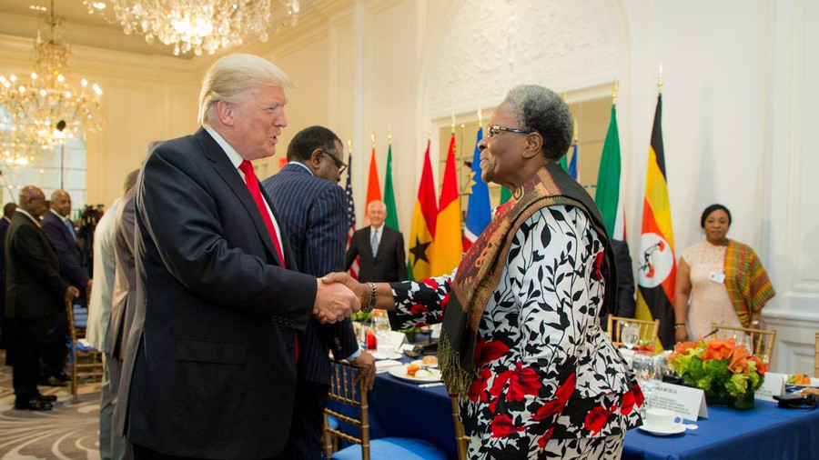 'Reprehensible & racist': African states respond to Trump's alleged 's***hole countries' comment