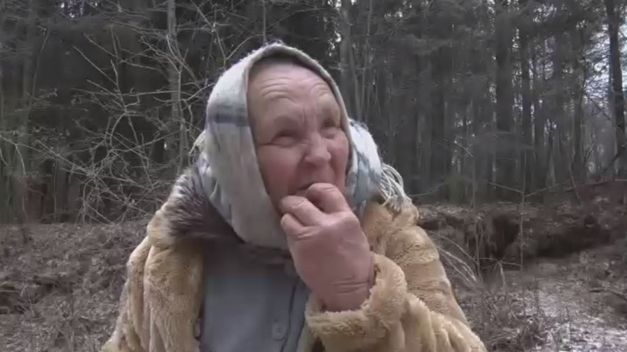 Sand-eating Lithuanian woman claims 'mineral diet' cured her brain tumor (VIDEO)