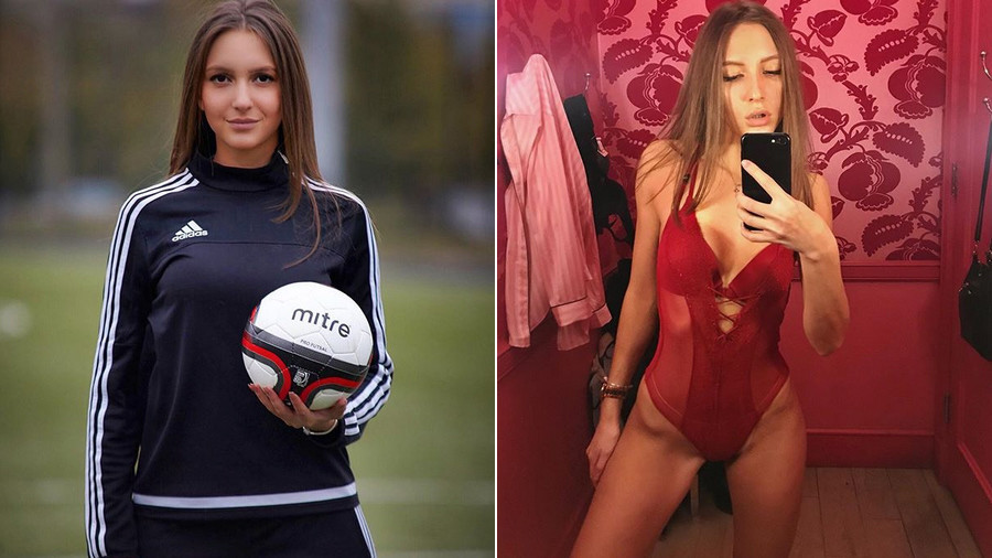 Hottest Russian whistleblower? Meet Ekaterina Kostyunina, football referee (PHOTOS)