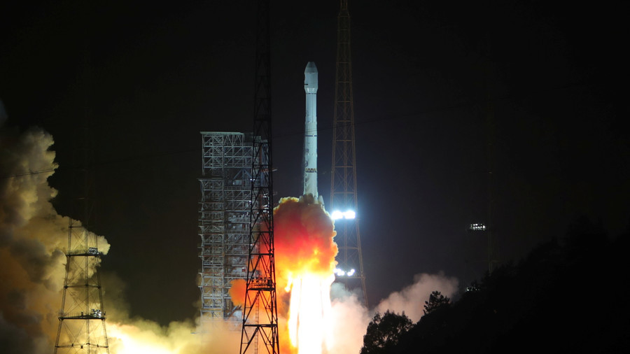 Chinese navigation network expanded with pair of new Beidou satellites
