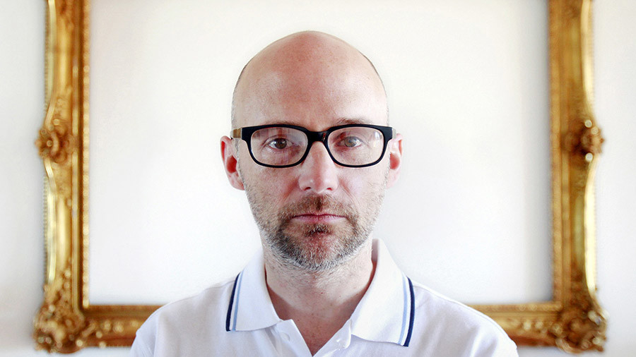 'CIA friends' asked Moby to spread word of Trump-Russia collusion on social media