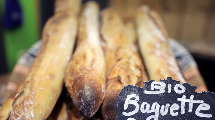 Macron wants French baguette to get UNESCO heritage status