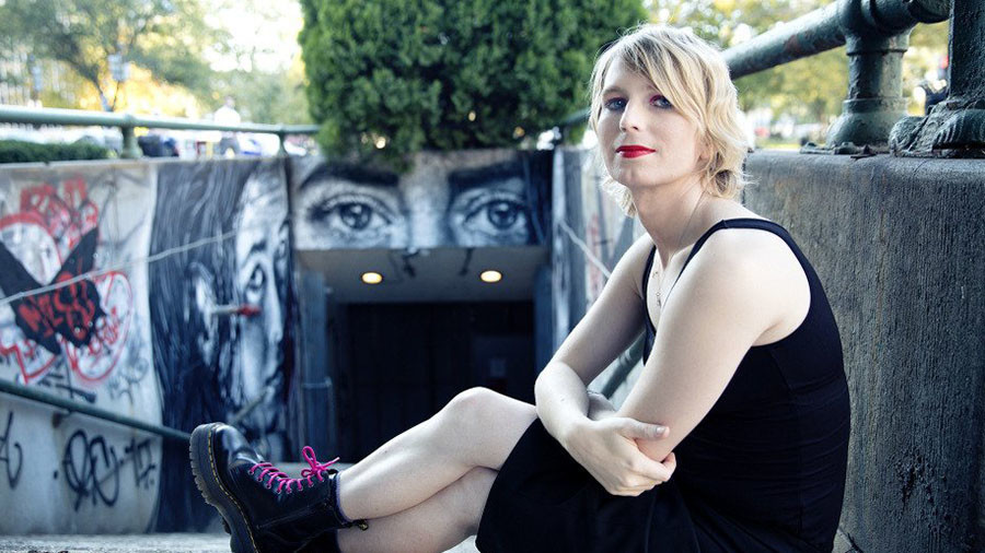 Chelsea Manning is Running for the US Senate