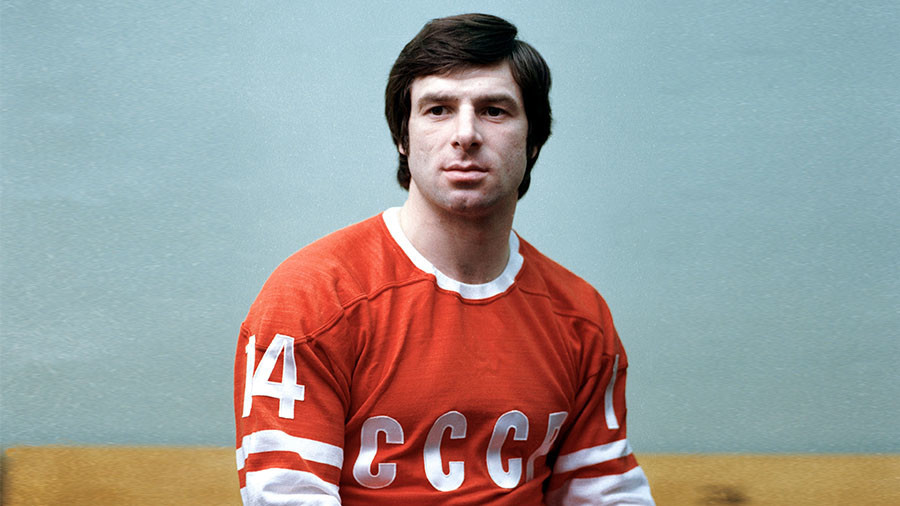 Star that never fades – Soviet ice hockey legend Valeri Kharlamov would have turned 70 today