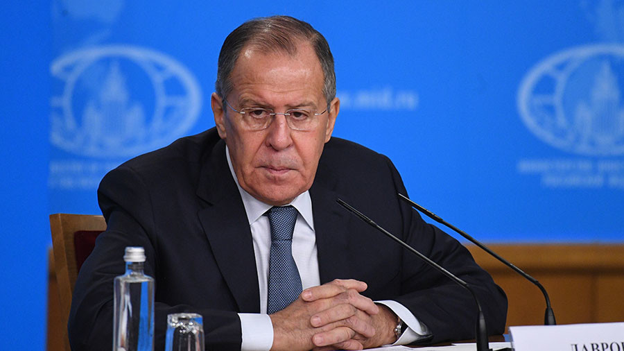 Lavrov reviews Russia's 2017 foreign policy in annual press Q&A