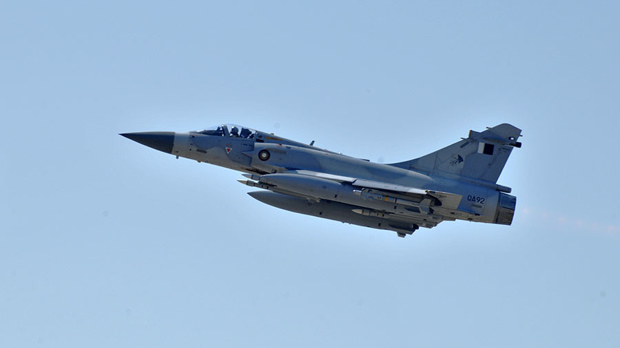 UAE claims Qatari fighter jets intercepted 2nd civilian aircraft - reports