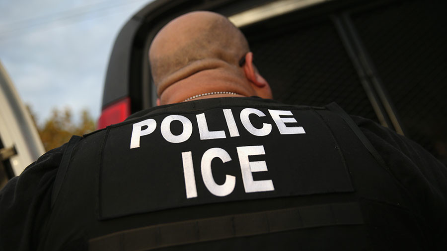 Trump's America: ICE Deports Non-Criminal Immigrant On MLK Day