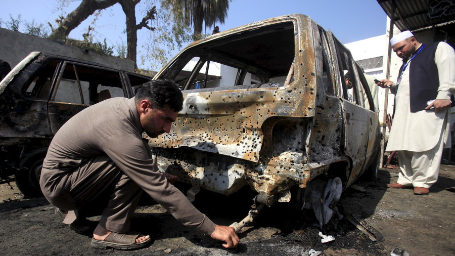 Over 1,800 Pakistani clerics issue fatwa on suicide bombings