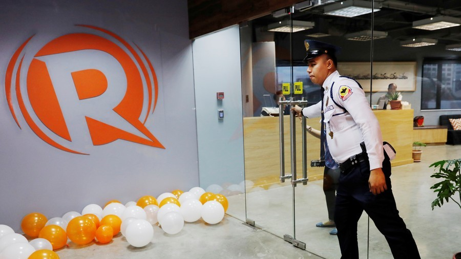 Securities and Exchange Commission revokes news website Rappler's registration