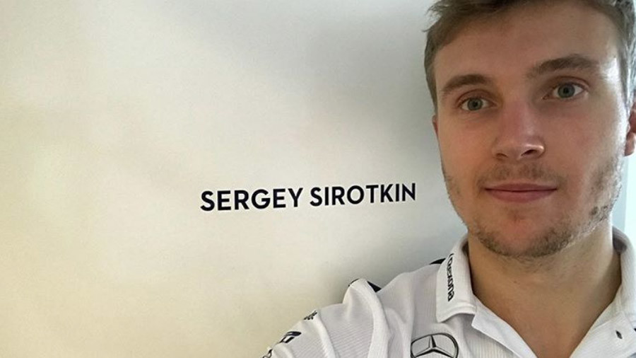 Williams confirms signing of F1's only Russian driver