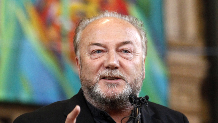 Labour must attack Carillion's 'crony-capitalist crime,' says Ex-MP George Galloway