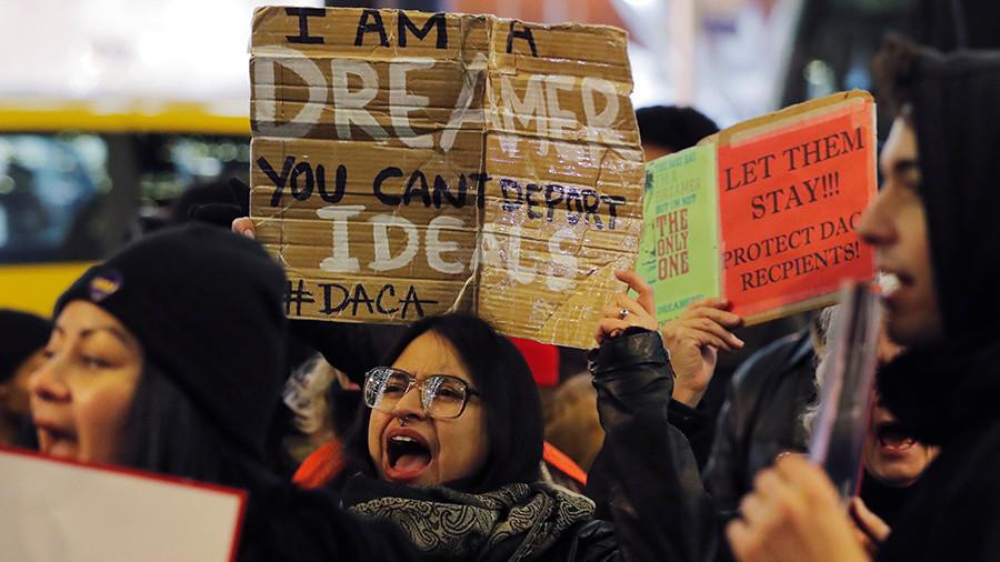 Trump admin appeals DACA ruling, petitions Supreme Court
