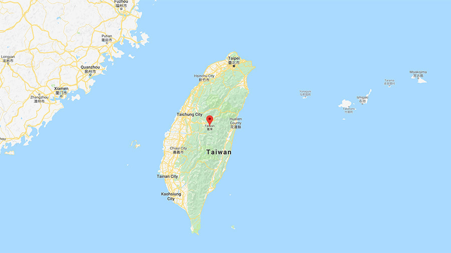 5.7 magnitude earthquake rocks Taipei, shaking buildings