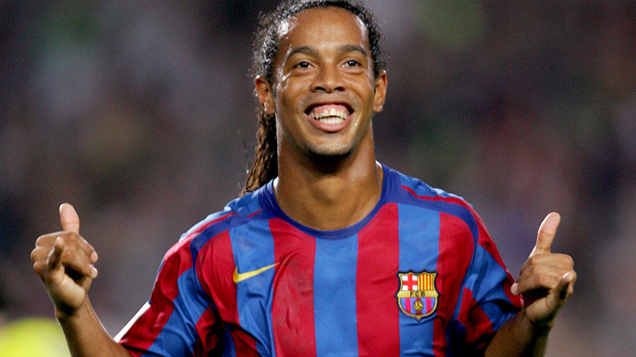 Brazil World Cup winner Ronaldinho retires from professional football