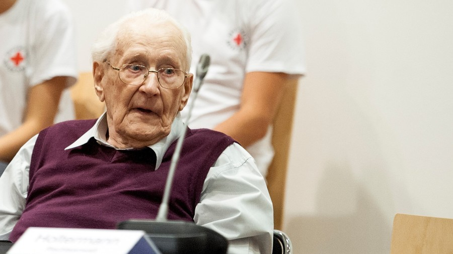 96-Year-Old Former Nazi Officer Must Serve Prison Sentence
