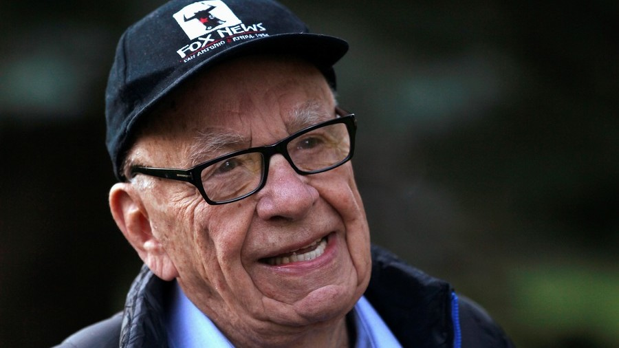 Rupert Murdoch 'housebound' after Caribbean sailing accident