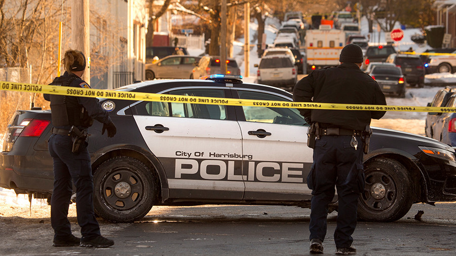 US marshal killed, several police officers injured in Harrisburg shooting