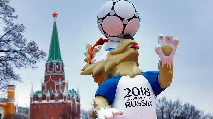 Russia 2018 World Cup is 'attractive' ISIS target, UK analysis firm claims