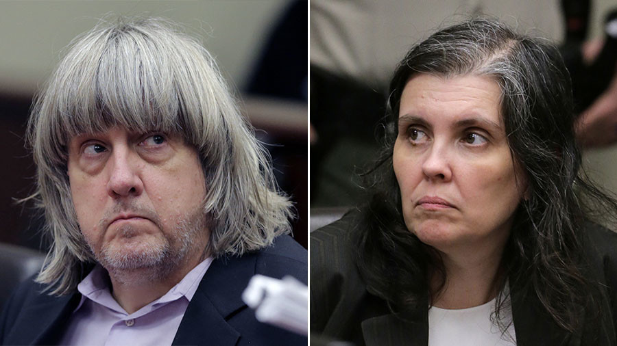 Turpin parents plead not guilty to child torture as horrific details emerge