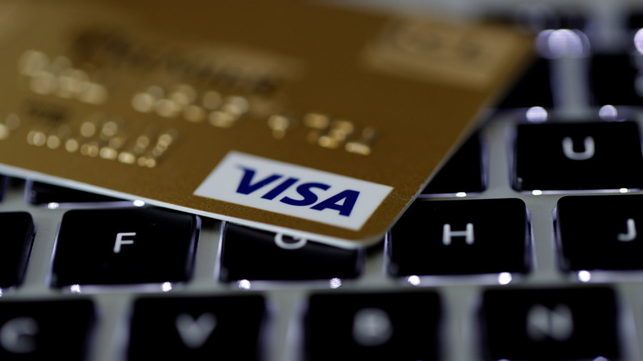 Visa may be waging war against bitcoin by rejecting it as currency