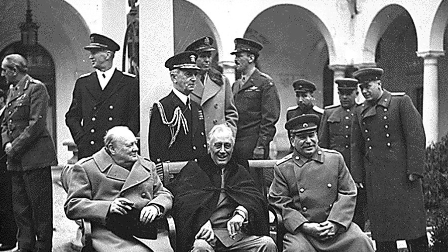 Democrats are repudiating FDR's precedent of détente with Russia – Stephen Cohen