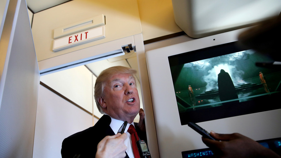 Donald Trump's First Year and the Illusion of Choice