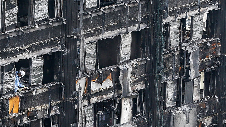 'Disheartened' residents face £2bn bill to replace Grenfell-style cladding (VIDEO)