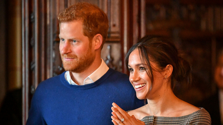 Meghan Markle Has First Fitting With Wedding Dress Designer