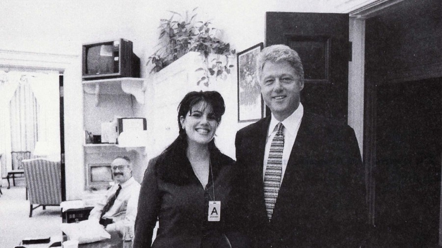 'Zippergate' 20 years on: How Monica & Bill changed the course of world history