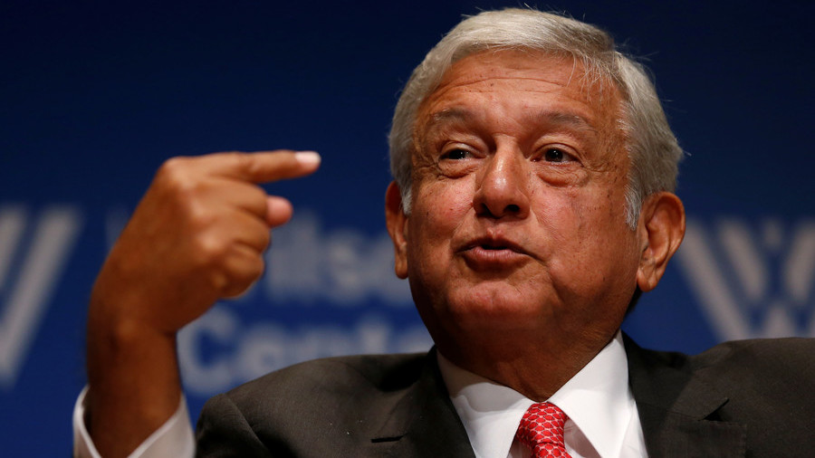 'Andres Manuelovich?': Mexican presidential hopeful laughs off Russia links (VIDEO)