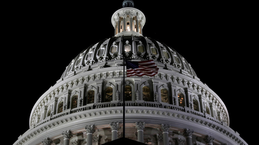 Here we go again: US government shuts down for the 18th time