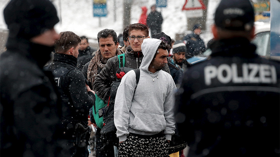 'Border protection unit' in case of a refugee influx – Austrian Interior Minister