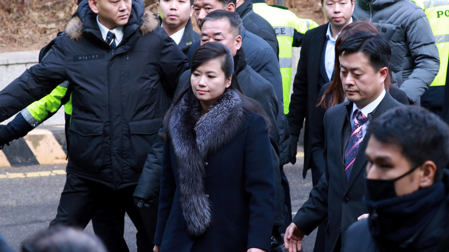 N. Korean pop singer arrives in the South to check out Olympic art venues