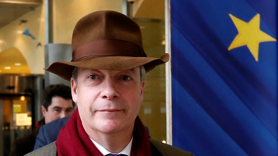 Return of Farage? UK father of right-wing politics set to return… to FIGHT failing UKIP