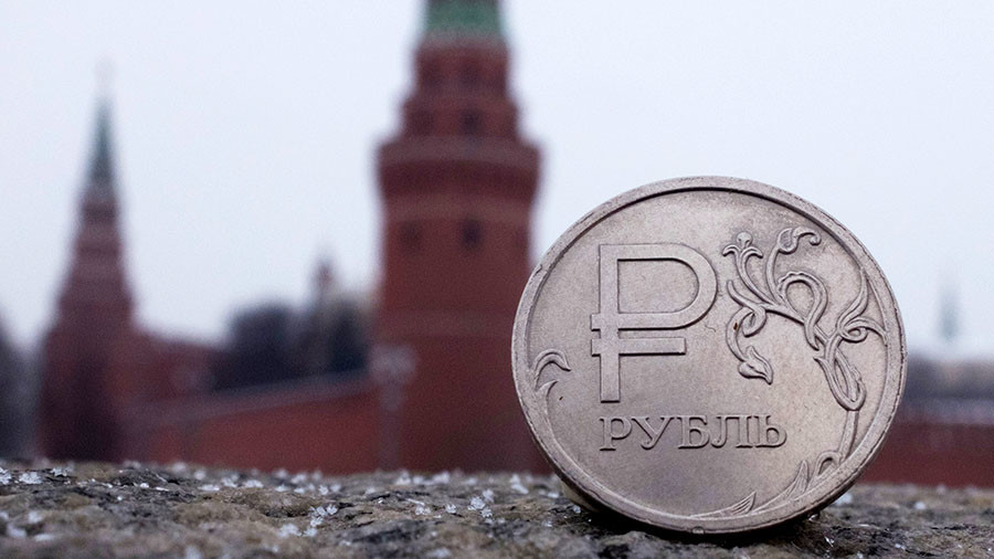 Russian ruble prepared for global expansion as dollar dependency drops