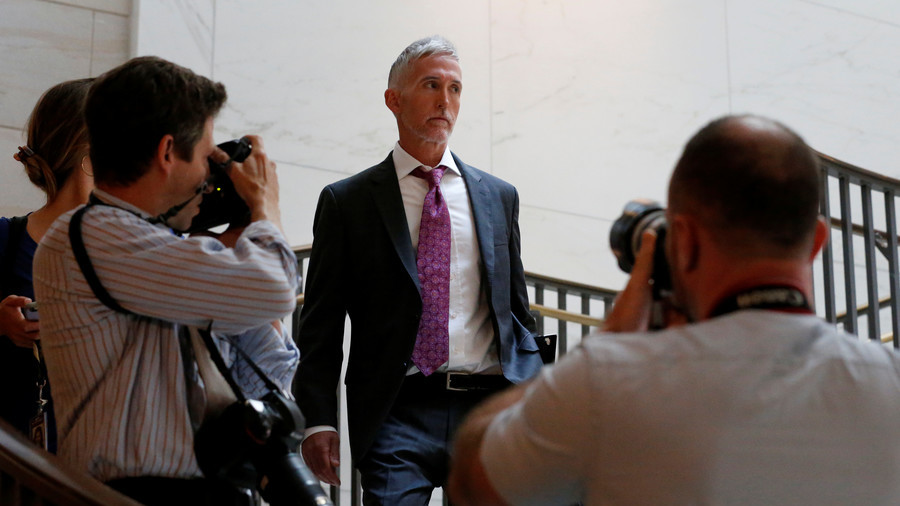 'Secret society' within FBI, DOJ trying to take Trump down, Congressman Gowdy claims