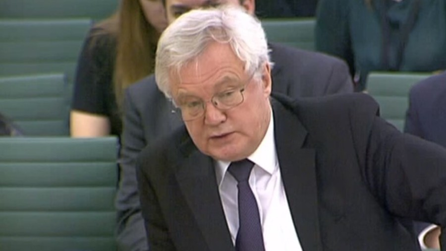 The UK is a 'vassal state' - Rees-Mogg and David Davis go to war over Brexit
