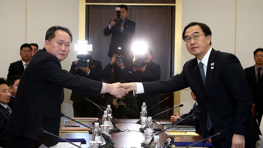Pyongyang exhorte tous les Coréens à «briser» tous les défis de la réunification