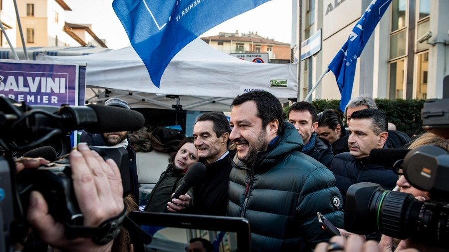 'Italy first'? Right-wing politician vows to kick out 100k migrants per year if elected PM
