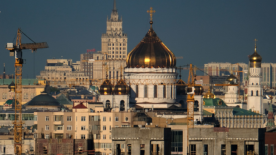 Foreign direct investment in Russia growing steadily amid economic resurgence
