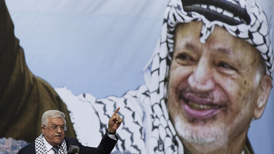 Israel planned to shoot down passenger jet in Arafat assassination plot – new book