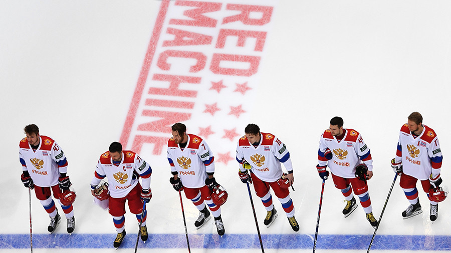 'Politics seems to be slipping into sports' – hockey pundits on Russian Olympic ban