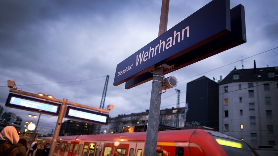 German neo-Nazi suspect on trial for 18yo bomb attack on Jews at Dusseldorf train station