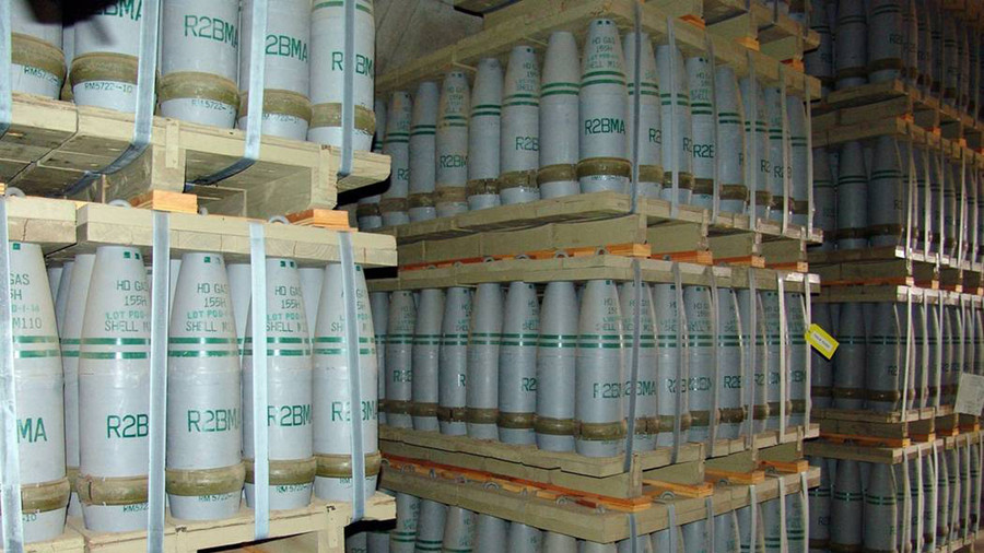 US stalls destruction of own vast chemical arsenal, seeks to sidetrack UNSC & CWC – Moscow