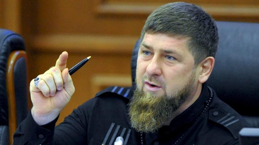 Chechen leader Kadyrov praises Putin's support for Islam